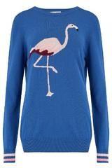 Rita Bahama Flamingo Sweater #WearAndCare – Sugarhill Brighton Summer Evening, Summer Days, Usa Store, Brighton, Flamingo, Clothing, Model, Sweaters, How To Wear
