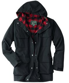 Women's Mountain Parka - Water-Resistant - Perfect All-Weather Coat #woolrich1830 #woolrichrain
