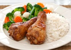 Find out what's fresh in season at Countdown and be inspired with our great selection of recipes, helpful tips and growers stories. Chicken Drumstick Recipes, Food Network Recipes, Cooking Recipes, Healthy Recipes, Meal Recipes, Healthy Food, Dinner Recipes, Asian Chicken Recipes