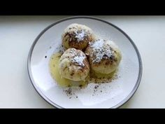 (15) Blbouni (kynuté knedlíky) | Tutorial | CZ/SK HD recipe - YouTube Muffin, Make It Yourself, Breakfast, Recipes, Instagram, Food, Youtube, Morning Coffee, Essen