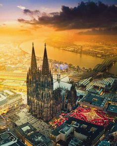 K ln cologne k lner dom cologne cathedral von jan for Grafikdesign koln