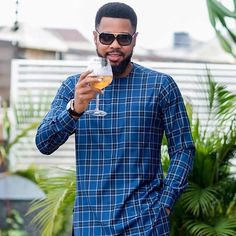 If you're on a search for Nigerian Ankara styles for men that will turn you into a best-dressed man anywhere you go,you are on the site,Cos we have the latest and most elegant Ankara styles for men that will give you that great look you desire. African Attire For Men, African Clothing For Men, African Shirts, African Wear, Nigerian Men Fashion, African Men Fashion, Ankara Fashion, Ankara Styles For Men, Latest Ankara Styles