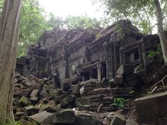 Prasat Beng Mealea Angkor, Mysterious, Mount Rushmore, Mystery, Mountains, Nature, Travel, Cambodia, Naturaleza