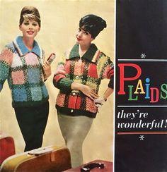 Plaids!  They're Wonderful!