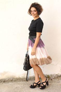 ombre-skirt-black-tshirt