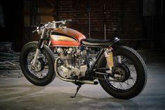 1974 Honda CB 450