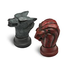 Game of Thrones Map Marker Salt and Pepper Shakers | ThinkGeek