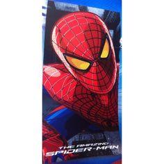 Toalha Praia Spider-man