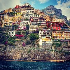Because you'll always wish you lived in Positano… | 39 Reasons Studying Abroad In Italy Ruins You For Life VACATION HOME?!?! PLEAASSEEE