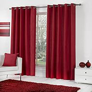 NEW for 2015 - Our Sorbonne plain readymade curtain has a contemporary eyelet heading. Available in 8 colourways, you can be sure to find the perfect colour for your room. Eyelet Curtains Design, Ready Made Eyelet Curtains, Cream Curtains, Wide Curtains, Tab Top Curtains, Hanging Curtains, Made To Measure Blinds, Window Types, Design Your Dream House
