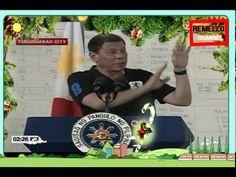 President Duterte Namigay Ng Tulong Sa Mga Biktima Ng Bagyong Lawin Sa C...