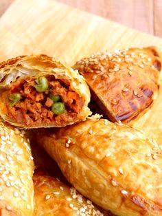 Empanada's met vegetarisch gehakt - Een ideaal lunchgerecht voor thuis of onderweg!