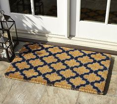 Genial Ogee Doormat