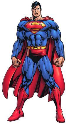 Superman Hallmark greeting card artwork