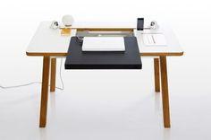 Skønne skriveborde på budget | BoligciousBoligcious