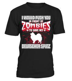 Deutscher Spitz Halloween Funny Gifts T-shirt  #tshirtsfashion #tshirtwomen #tshirtmen #tshirtprinting