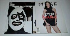 10 ten women magazine 2011 muse fashion #21 2010 ave maria terry Richardson art | eBay