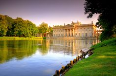 Palace on water, Lazienki park. My favourite place in the world!