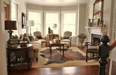 for the love of a house: the living room: details