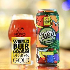 We are humbled to receive the 2017 Design Gold World Beer Award for the can design of our Otay IPA and our Ipanema DIPA! Also, our Corvo Negro Imperial Stout received the Country Winner Award. Who else likes our designs? #sandiego #sandiegoconnection #sdlocals #sandiegolocals - posted by Novo Brazil Brewing Co. https://www.instagram.com/novobrazil. See more San Diego Beer at http://sdconnection.com