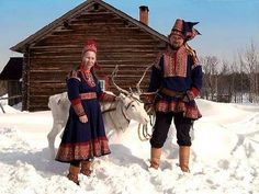 The Saami in Northern Finland
