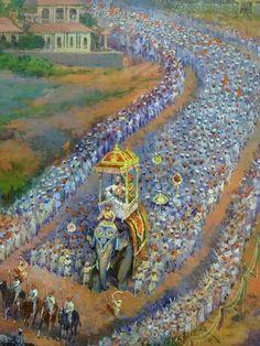Maratha celebration
