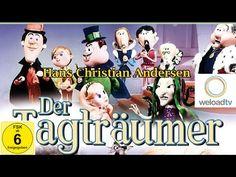 Hans Christian Andersen - Der Tagträumer (Weihnachtsfilm deutsch ganzer ...