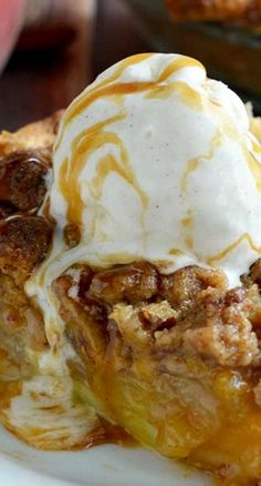 Maple Bourbon Brown Butter Peach Pie