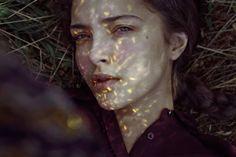 """The Dance of Fireflies"" —  Photographer: Marta Bevacqua Model: Bailey @ Crystal Model Management"