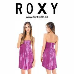 Para sentirte y verte bien ¡#VestidosROXY! Disponibles en www.dafiti.com/roxy #Chicas #Colombia #Spring #Dafiti #Shopping