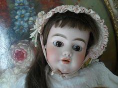Antike sehr seltene und sehr Schöne !! S H 1039 DEP !!!!! in Antiquitäten & Kunst, Antikspielzeug, Puppen & Zubehör | eBay