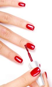 Nail-Drying Tricks: Follow these tips for smudge-free nails. #nails