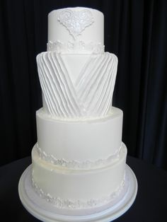 wwwcheesecakeetcbiz wedding cakes charlotte nc white crisscross wedding cake