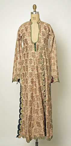 Caftan | Middle Eastern | The Met