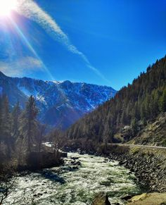 Leavenworth Washington  It was a lovely day for March [OC][31203851] #reddit