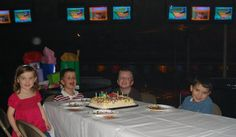 Bid on a complimentary gift certificate for one of Timber Lanes birthday party packages (Cosmic or Regular bowling) for 8 children at Abington, MA.