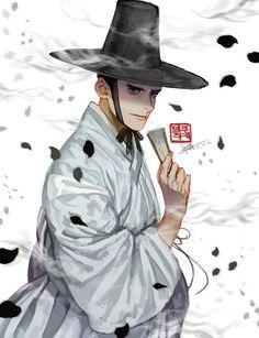 당신을 쿠키런에 반하게 해줄 팬아트 | 인스티즈 Korean Art, Asian Art, Character Illustration, Illustration Art, Korean Hanbok, Korean Traditional, Amazing Drawings, Boy Art, Pictures To Draw