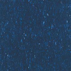 Congoleum 'Alternatives' in denim blue