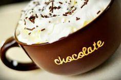 Você gosta de chocolate? Sim! Prazer, Chocolate!