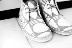 SS14 Desert Boot by PATTERNITY x Clarks Originals