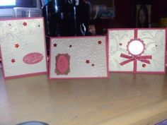 Handmade Christmas Cards by Powered by Mom