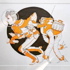 The art of Eric Hibbeler