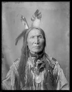 Chief Yellow Hair, Sioux