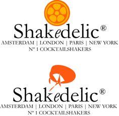 Nog een droom: ooit een cocktailbar beginnen. Logo ligt in elk geval al klaar...