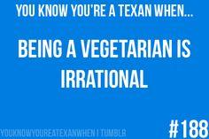 You know you're a Texan when...: Photo