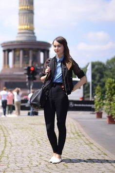 Streetstyle: MBFW Berlin #5 | myfashionmarket.de – Blog. Alles über Mode, Beauty und Lifestyle