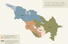 Situación del Estado Islámico en el Cáucaso Sur
