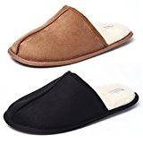KushyShoo Men's Slip-on Indoor Outdoor Scuff Fluff Slippers  About KushyShoo   KushyShoo, founded in 1998, is a professional footwear manufacturer and import and export corporation. The company is committed to designing, producing and developing high-end slippers and rain boots. Revolutionary technology is applied to ensure each pair of shoes the soft, cozy, light weight, non-marking and ordor-resistant qualities. KushyShoo's products are widely favored by consumers due to the superi..