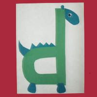 letters of the alphabet letter craft and activities for preschool