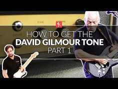 How To Play Like David Gilmour [Course Lesson Getting Gilmours Tone - What Gear Can You Use? Guitar Chord Chart, Guitar Tabs, Guitar Chords, Pink Floyd, Friday The 13th Music, David Gilmour Guitar, Lead Guitar Lessons, Famous Country Singers, Guitar Riffs